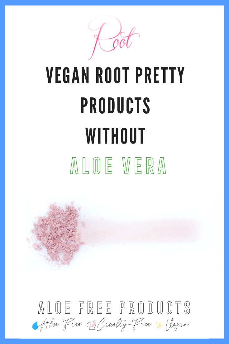 Root Pretty is cruelty-free and vegan. - And fair game for Gluten-Free Glamazons!