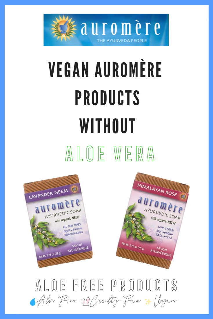 Auromère is cruelty-free. - And natural too!
