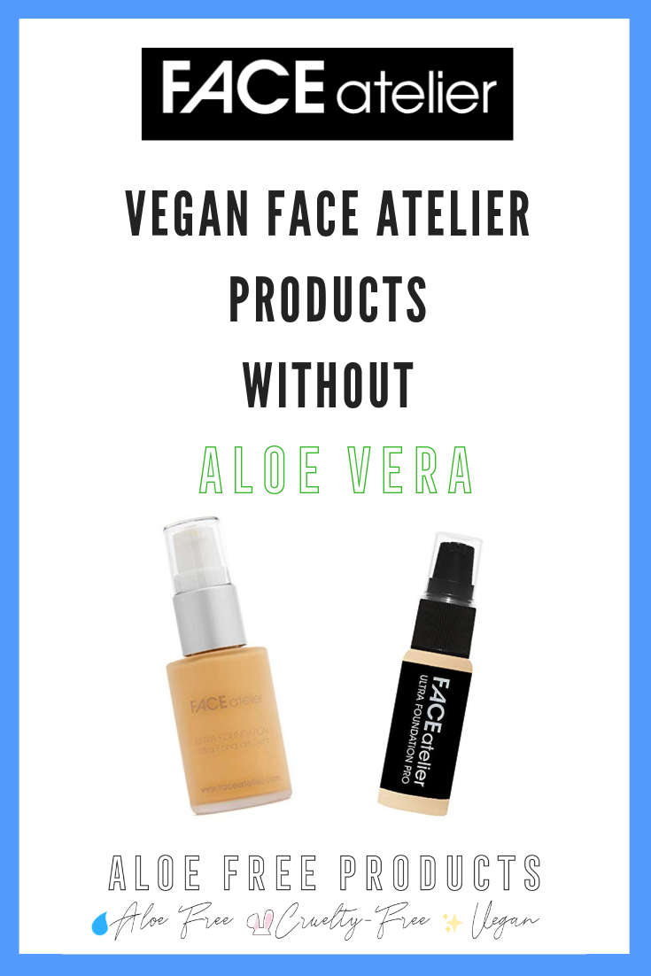 Face Atelier is cruelty-free. - If makeup artists love it, it's got to be good!