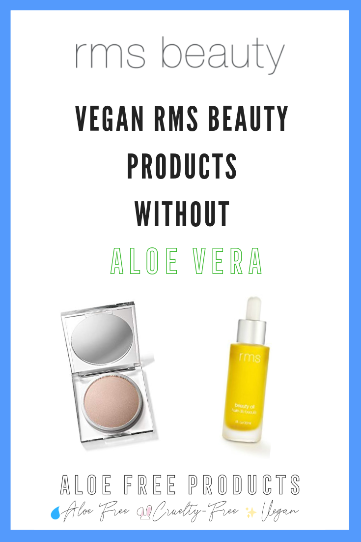 RMS Beauty is cruelty-free. -