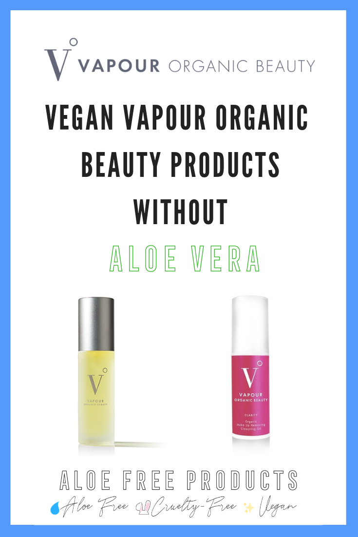 Vapour Organic Beauty is cruelty-free. -
