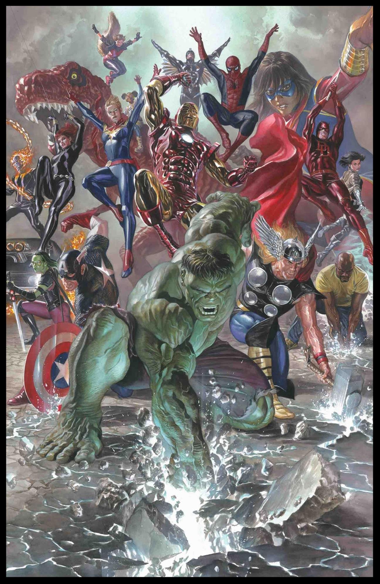 Marvel Legacy #1 (Alex Ross Variant)