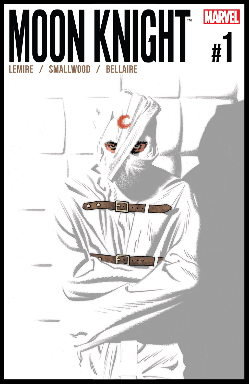 Moon Knight (2016) #1 Cover