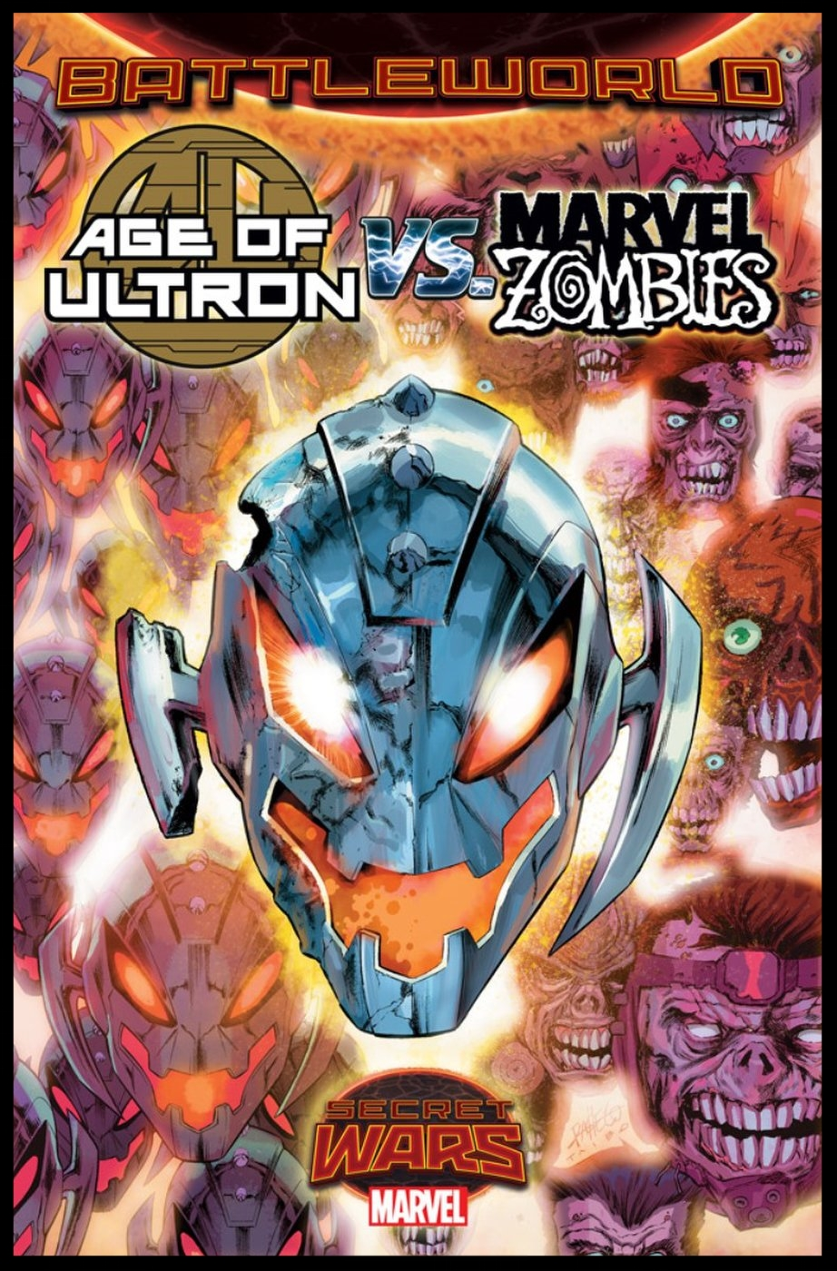 Age of Ultron vs. Marvel Zombies #1 Cover