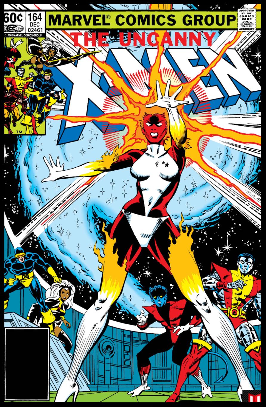 The Uncanny X-Men #164 Cover