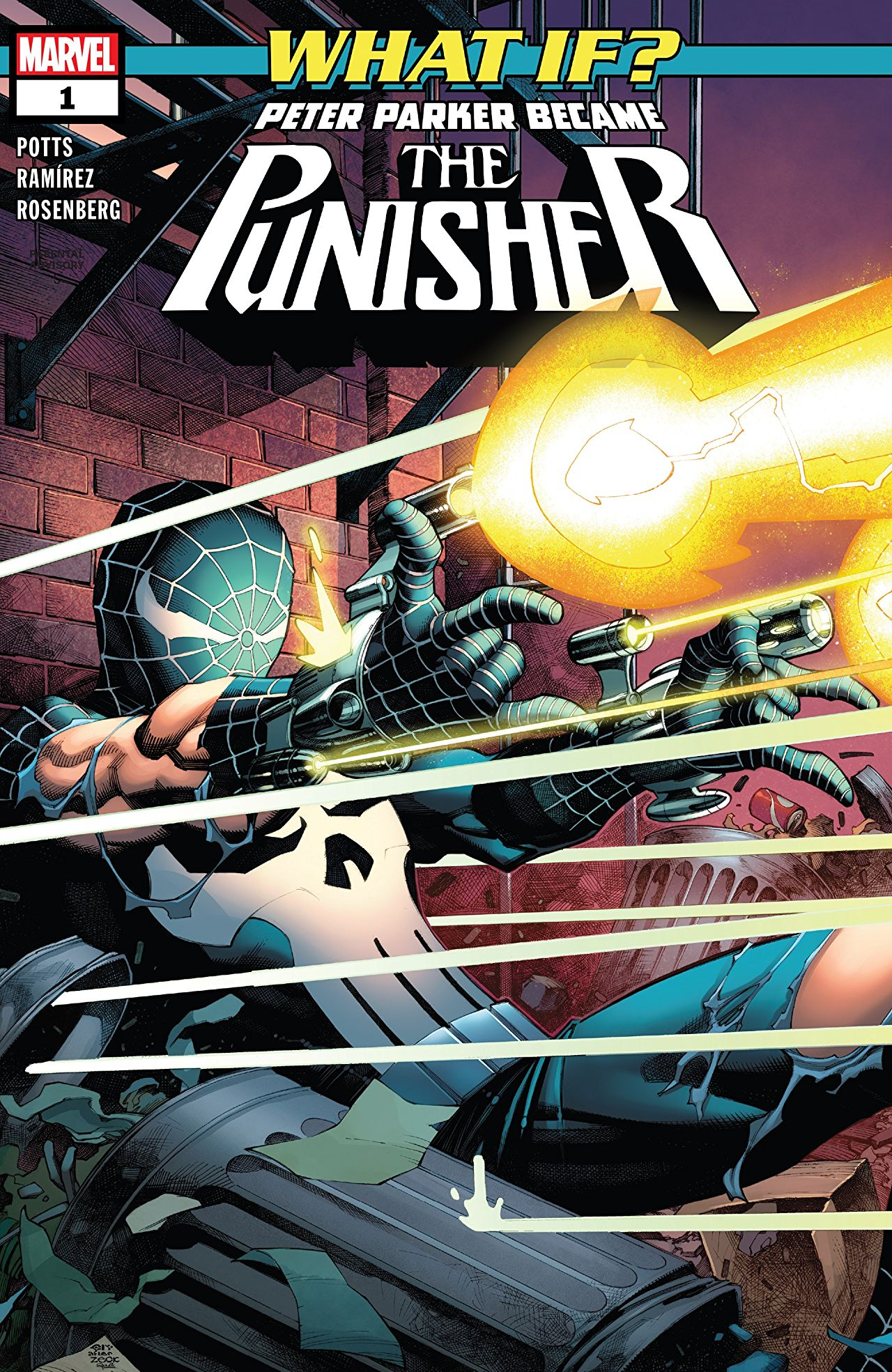 What If? The Punisher Cover