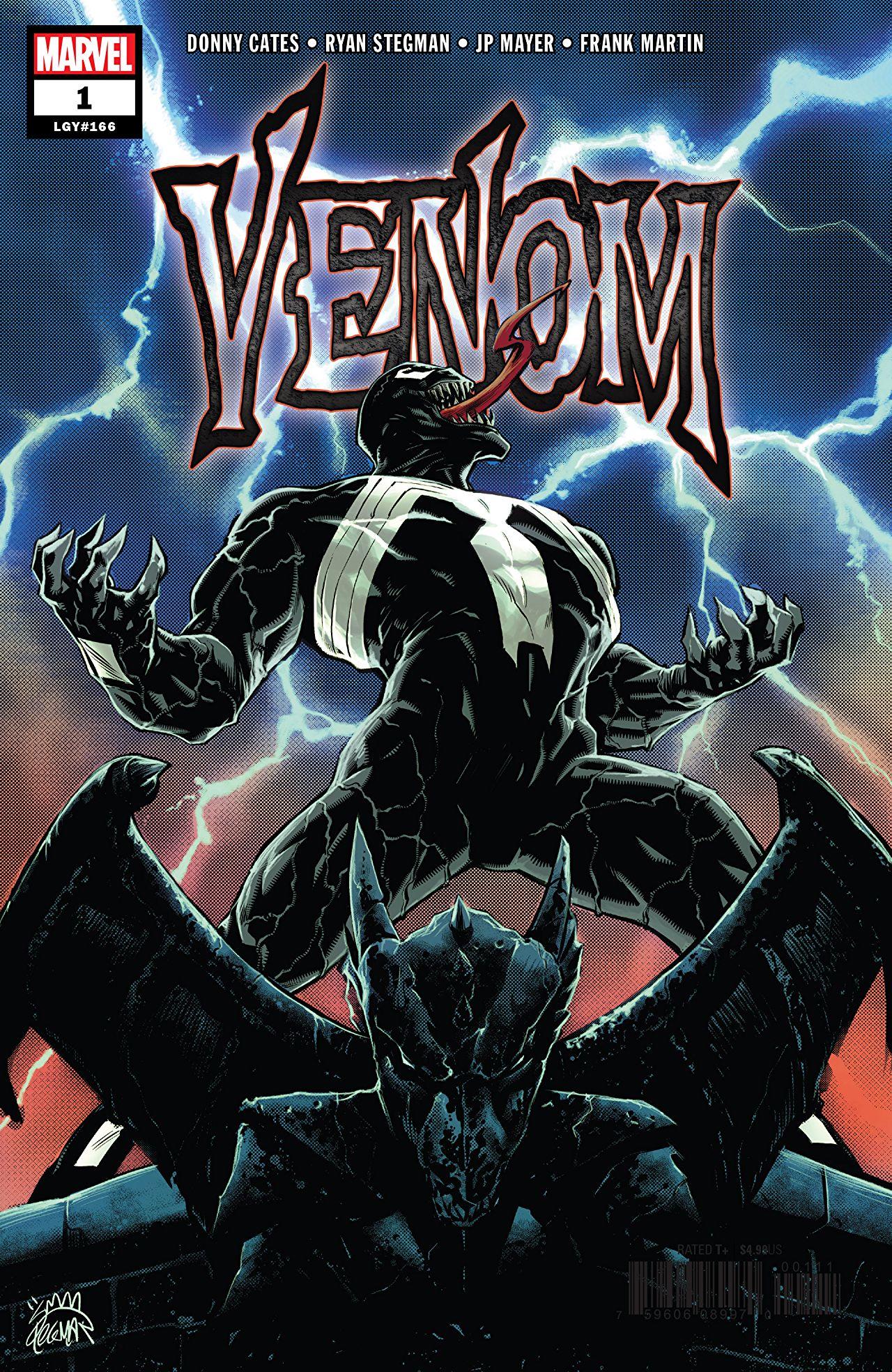 Venom (2018) #1 Cover