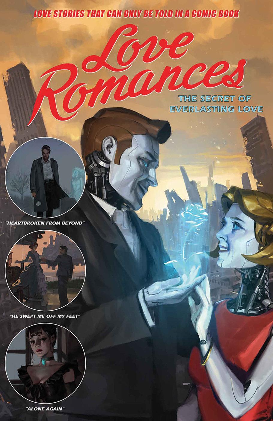 Love Romances (2018) #1 Cover