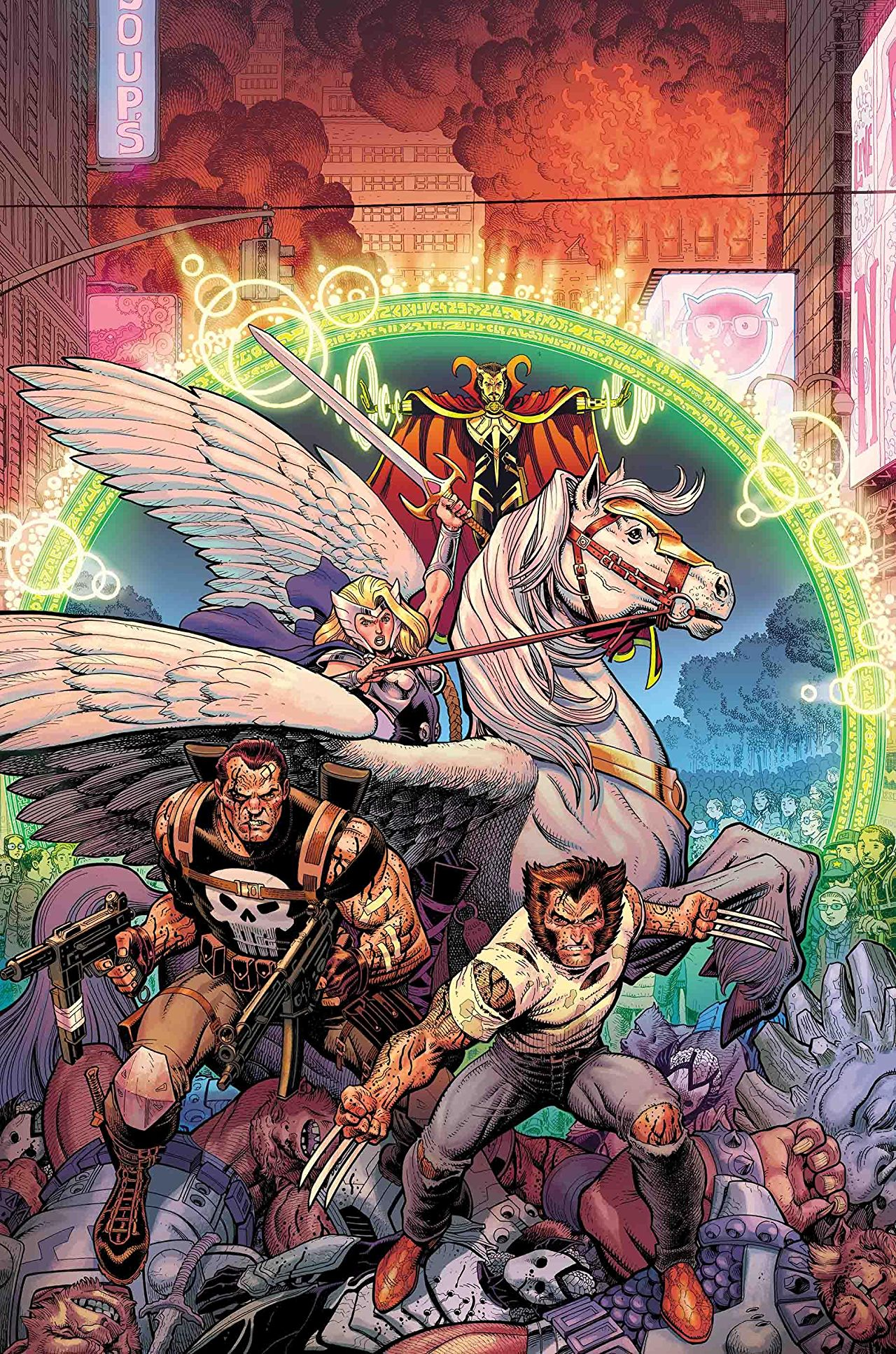 War of the Realms #2 Cover