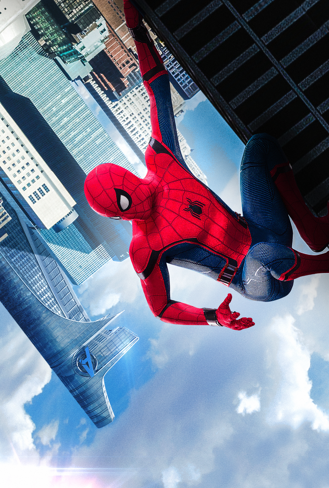 Textless_Spider-Man_Homecoming_Teaser_Poster_2.png