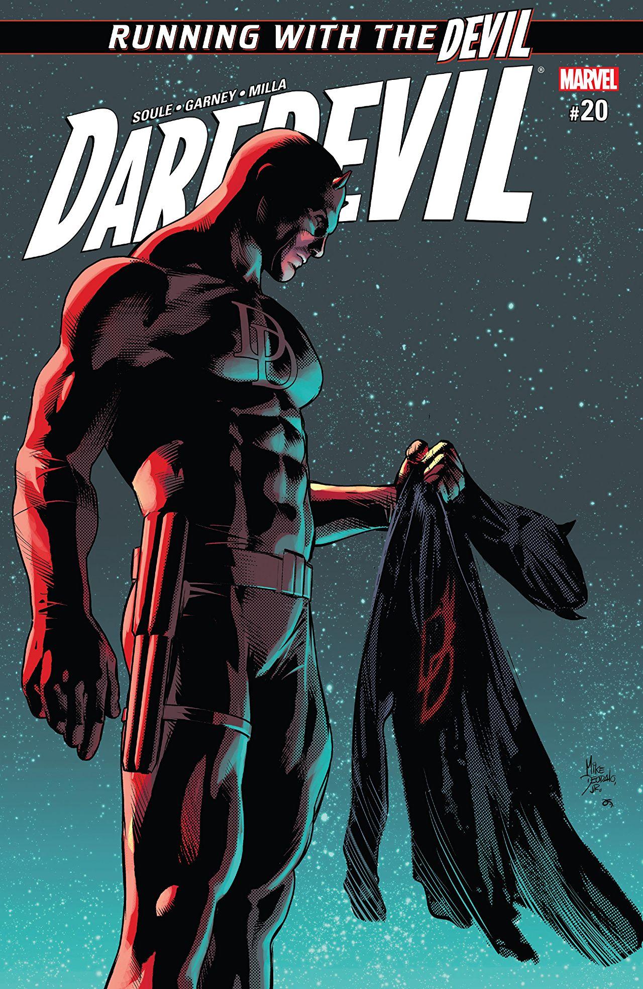 Daredevil (2015) #1 Cover
