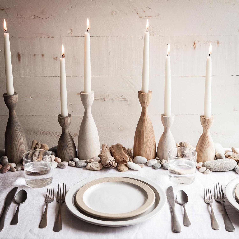 Coastal Candles by Farmhouse Ceramics