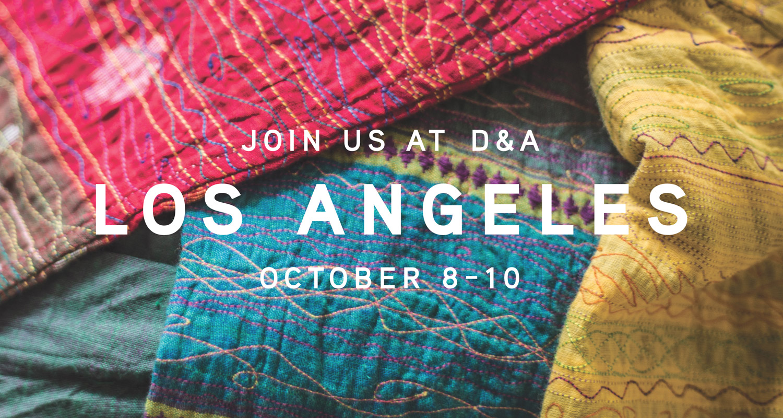 Aesthetic Movement, Designers & Agents LA 2018