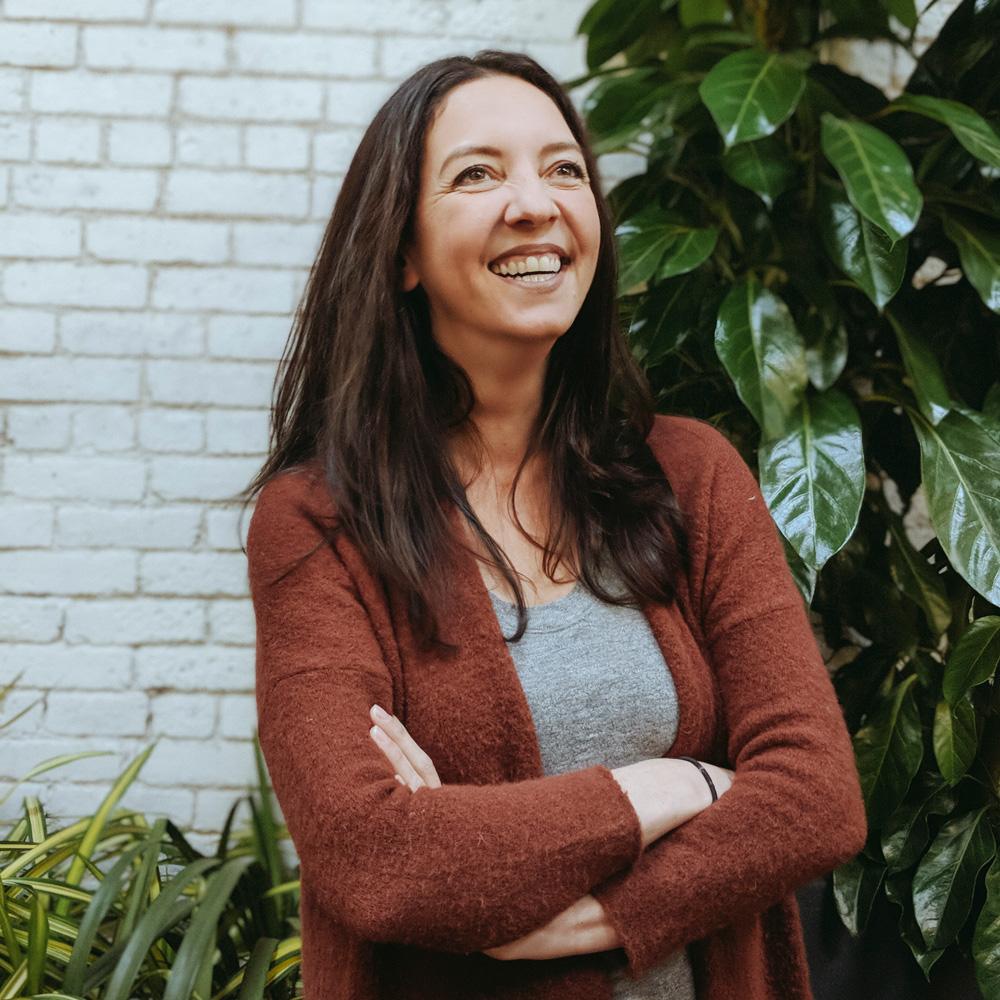 Tara Heibel, Founder. Photo courtesy of Sprout