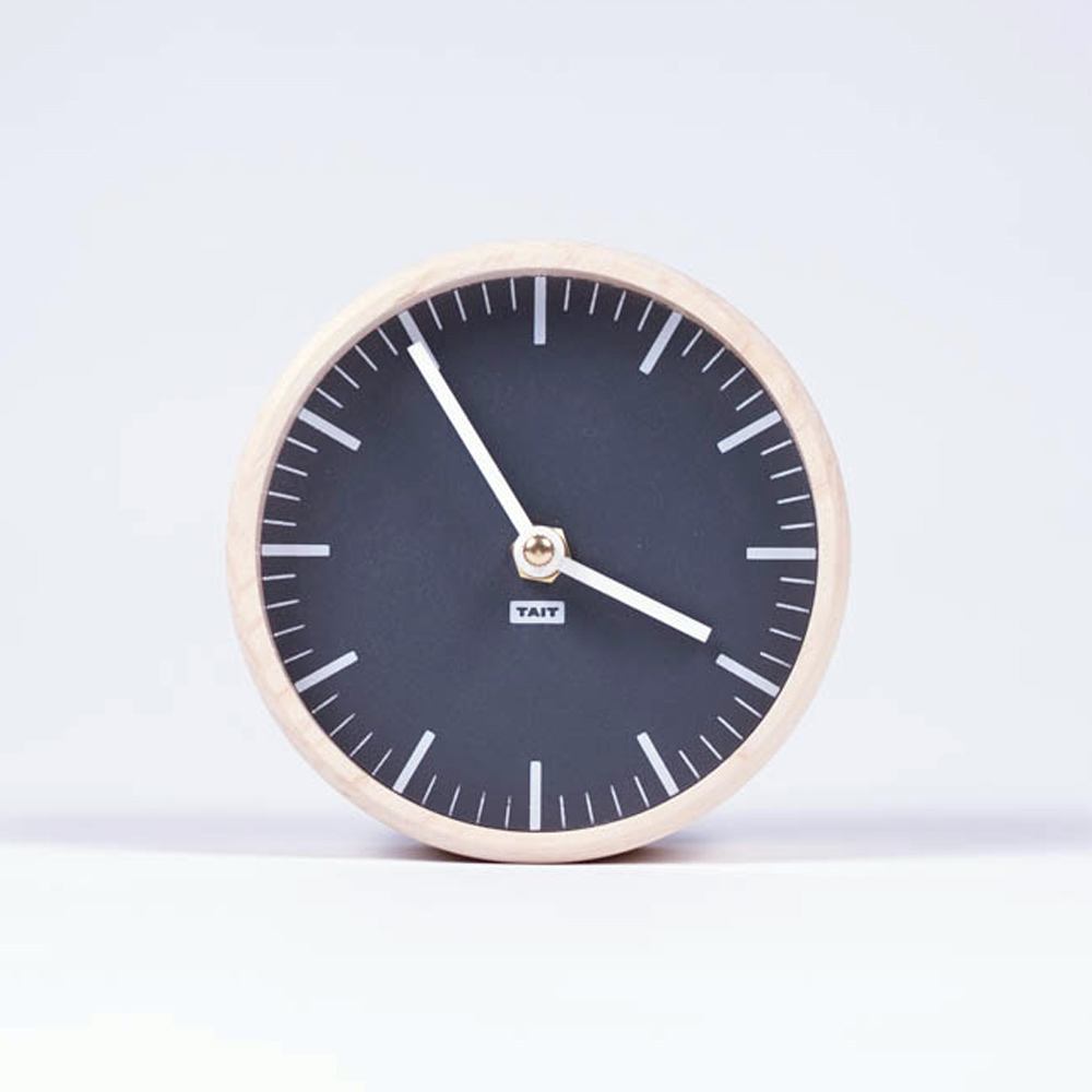 Desk Clock - Tait Design Co.