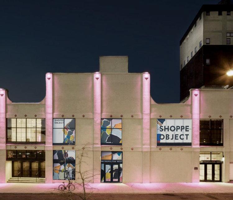 Metropolitan West - Shoppe Object