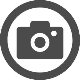 Photo camera inside circle free icon 1.jpeg