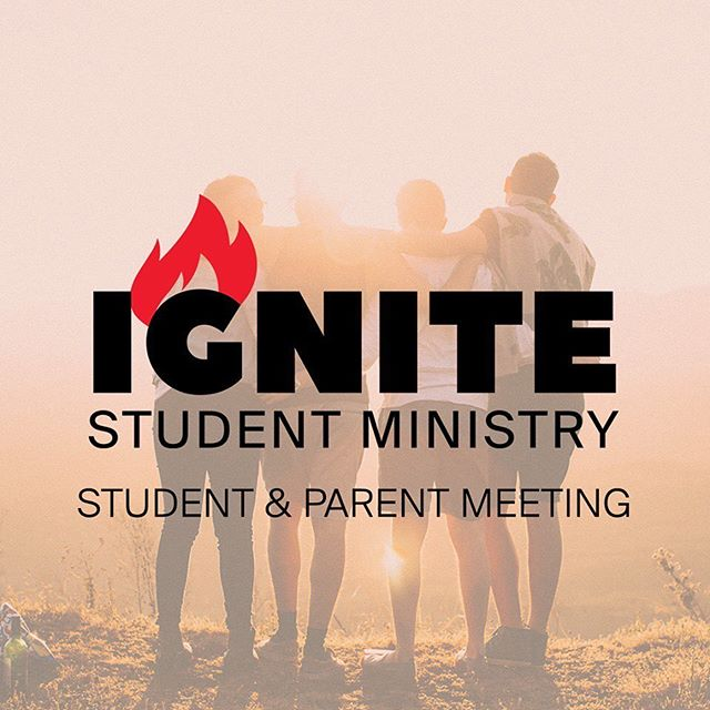 Students and Parents!  Mark your calendars for Thursday, June 6th, 6:30pm.  There'll be an info session and conversation for middle and high school students and parents.  There'll be a spaghetti dinner for those who come! Meeting is in the youth room.  See you there!  #ignitestudents #ignitehueytown #hueytownumc #thrivehueytown #hueytown #studentministry #youthministry