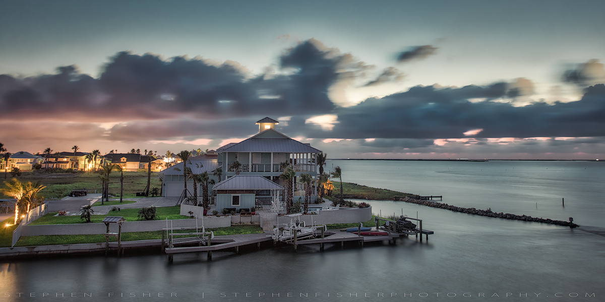 """Islands of Rockport #4""  Aransas County, TX"