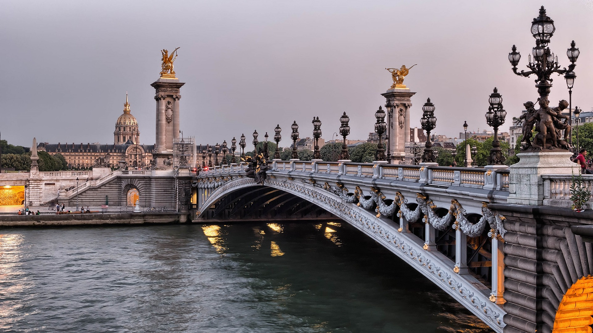 Alexander Bridge Paris