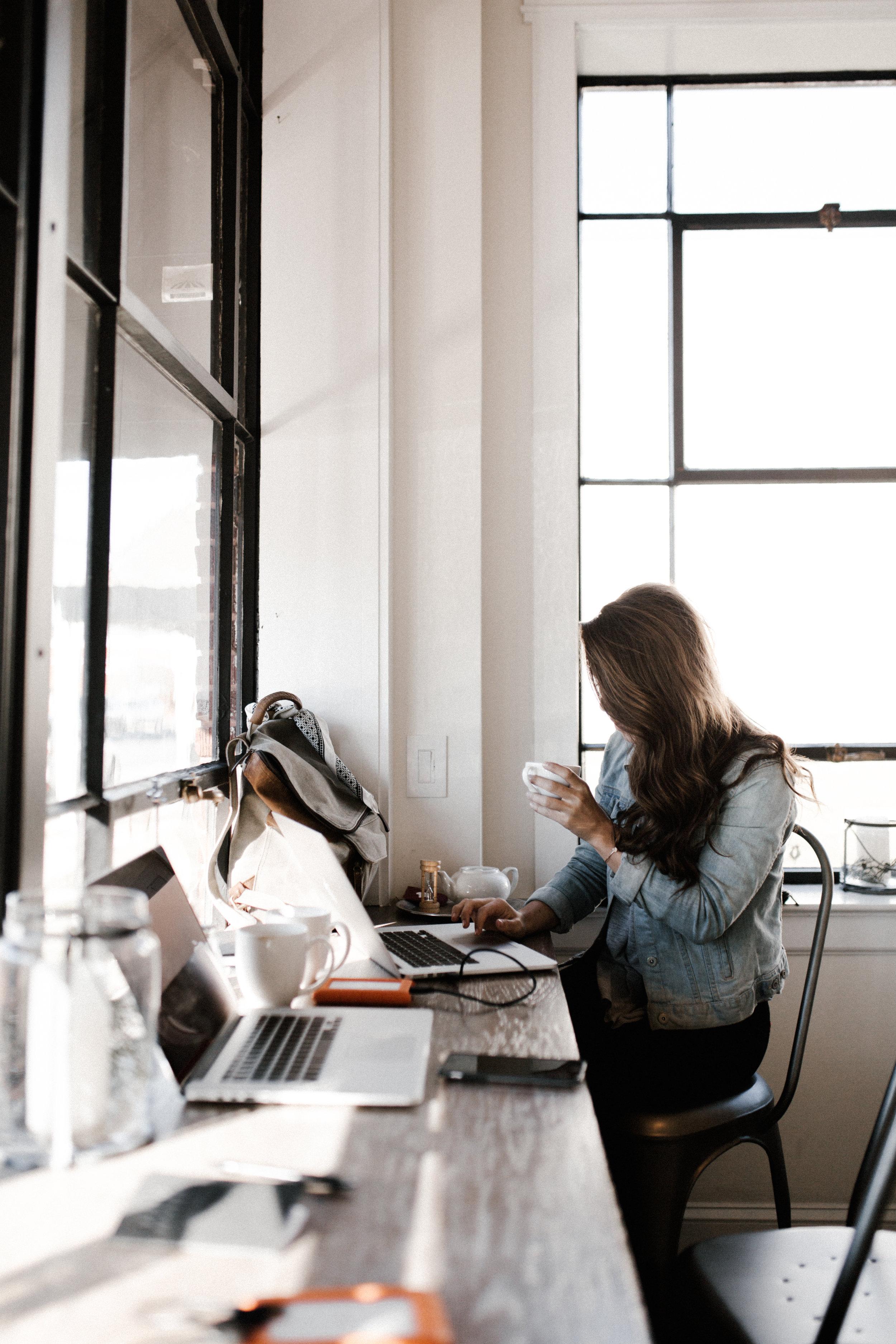 hardships of blogging