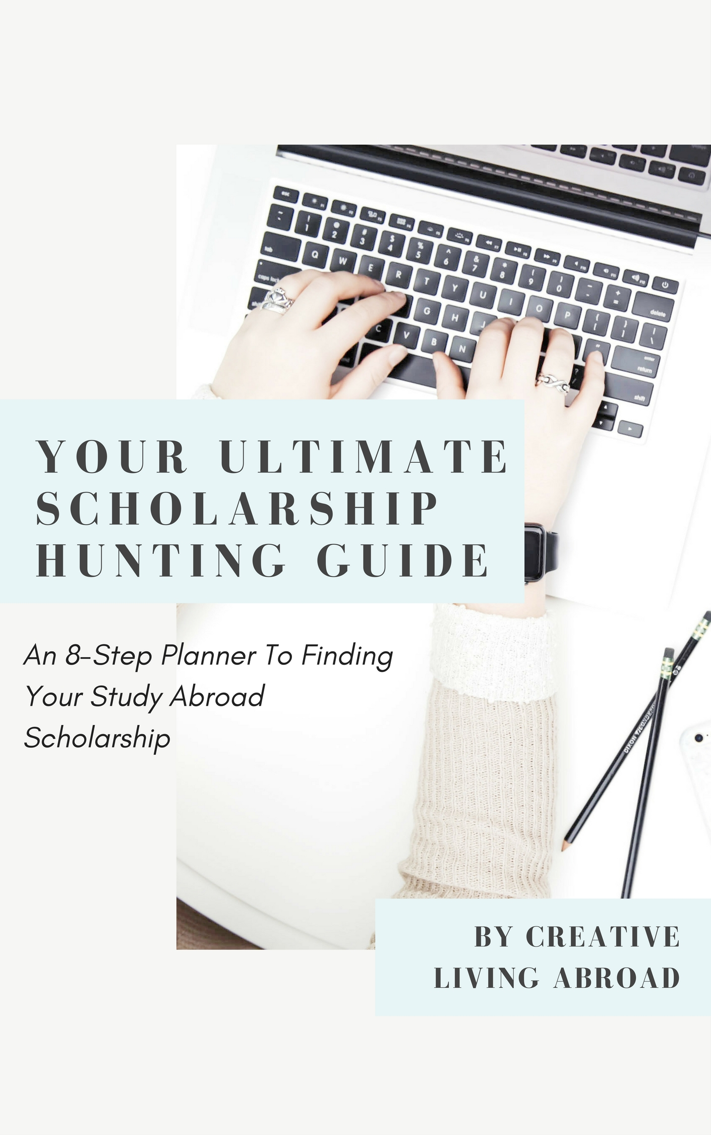 scholarship hunting guide free printable