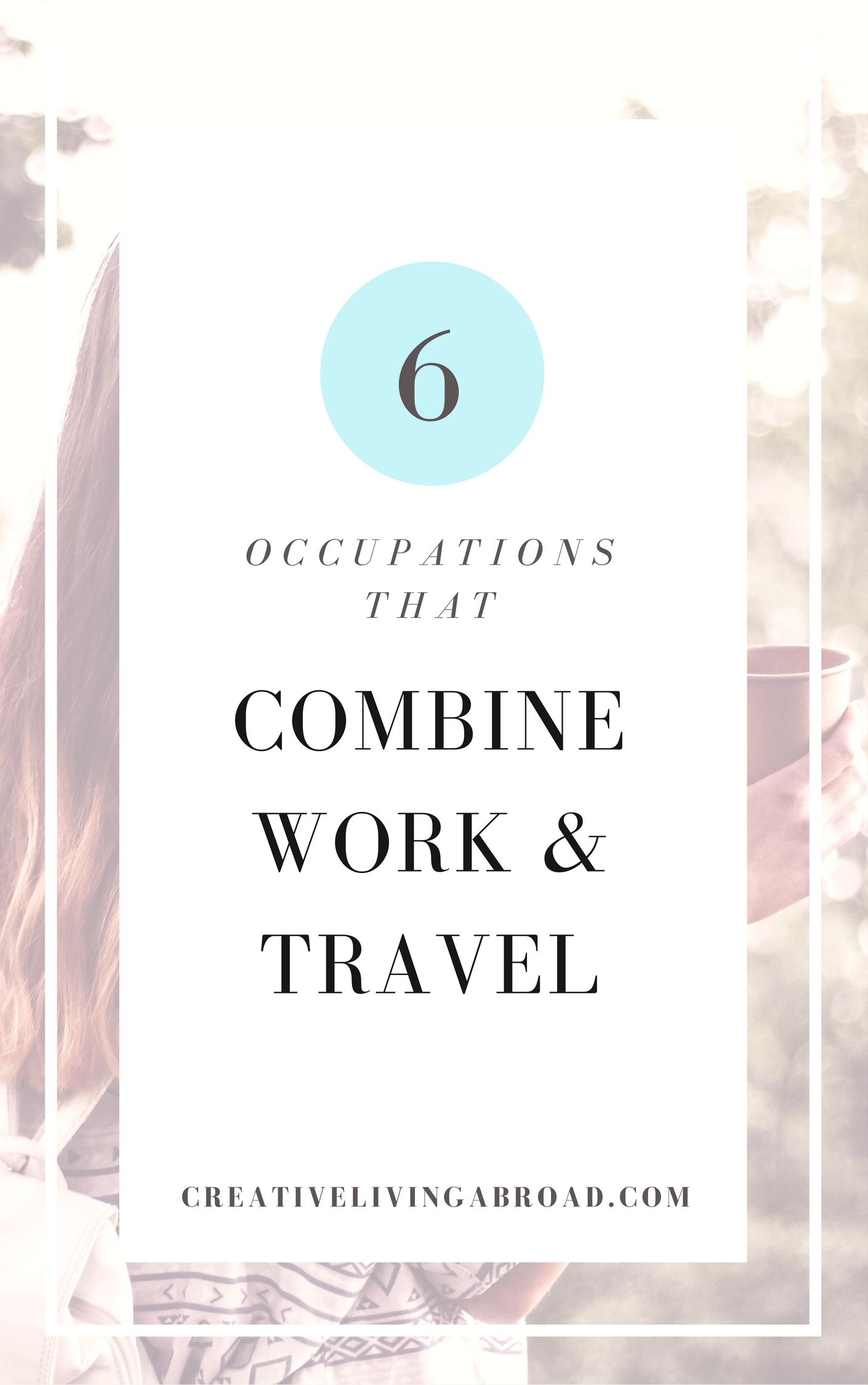 jobs combine work and travel