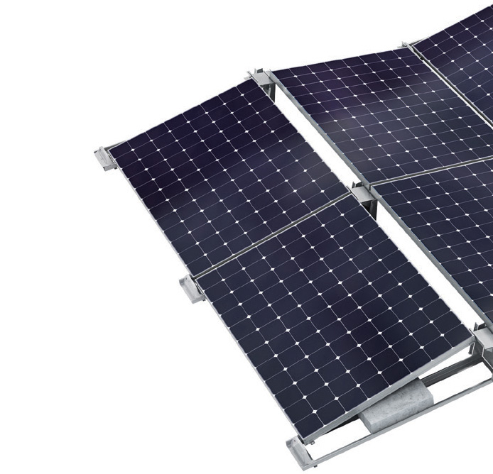 OFF THE CHARTS EFFICIENCY - The Helix™ roof system combines SunPower's high efficiency, high performance panel technology, productized mechanical mounting and electrical systems and comprehensive warranties to maximize energy output from your businesses rooftop.