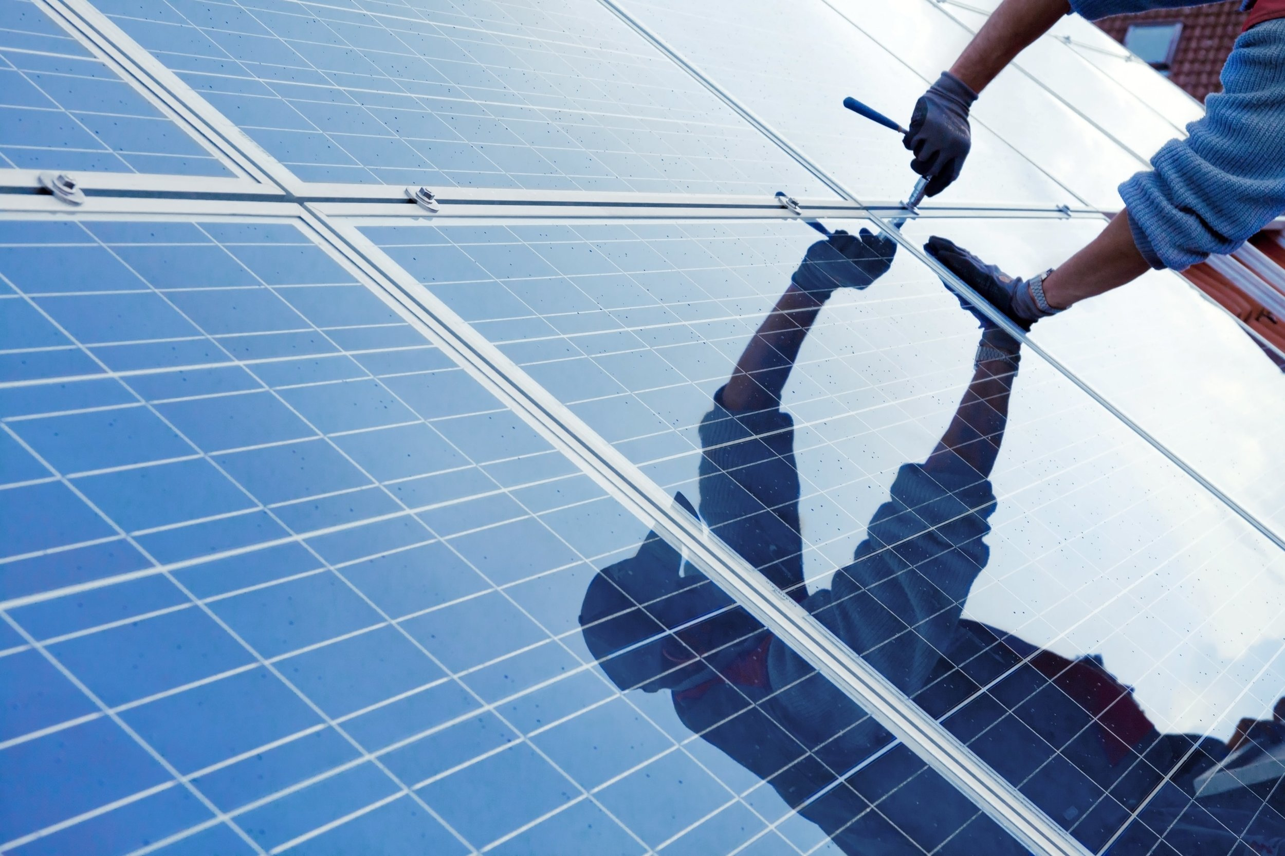 3. Installation - There's nothing more exciting than installation day! Your solar panels will be up and ready to generate power often in one day! Afterwards, we'll walk you through the system and show you how it all works.