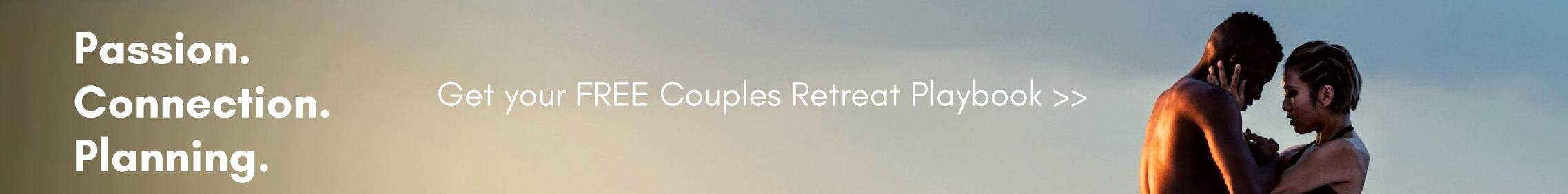 Couples retreat playbook, family academy