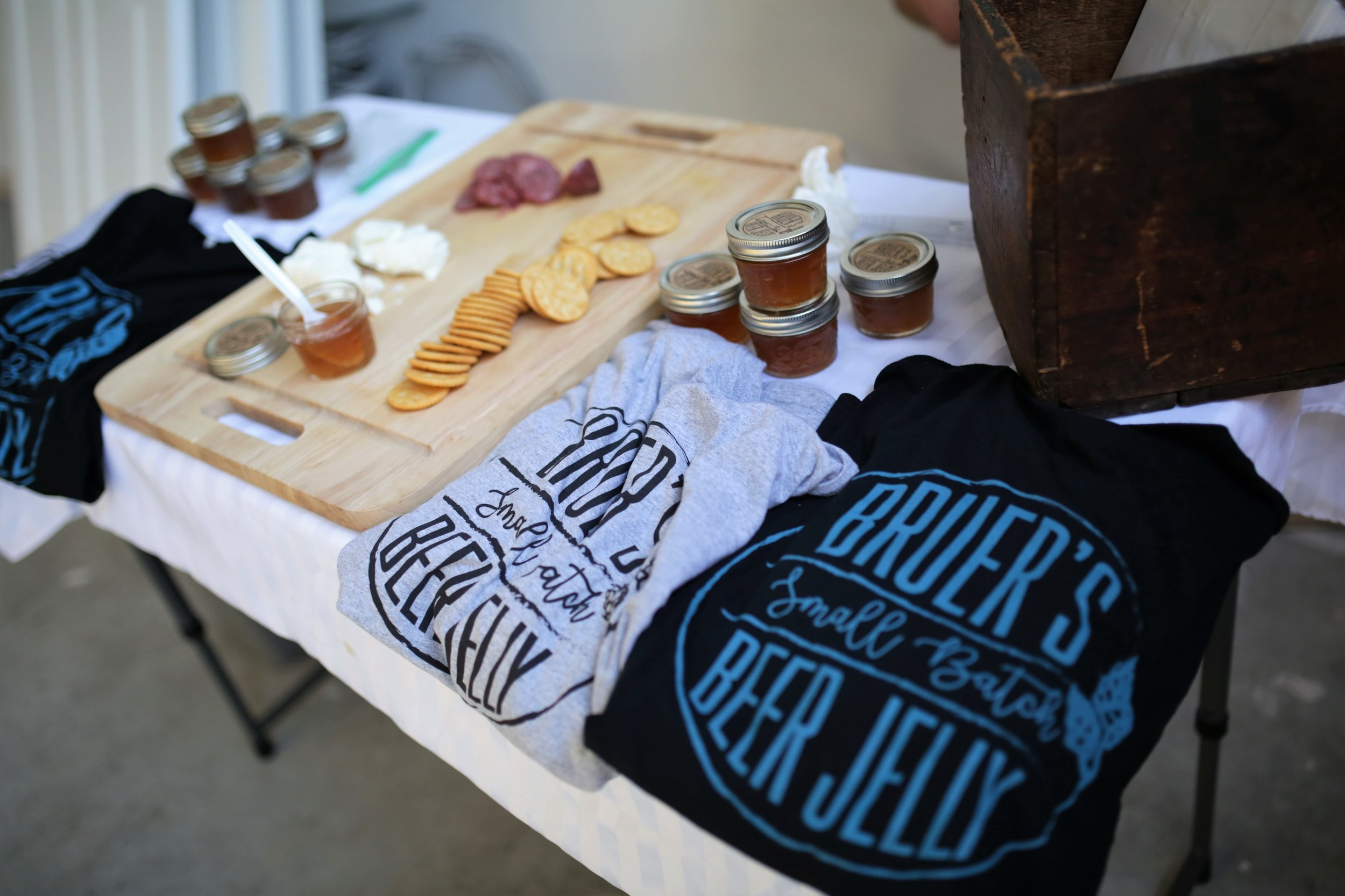 Bruer's Small Batch Beer Jelly - Photo by  Jessica Lea Photography