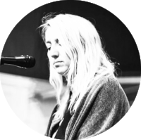 Amanda Gilbertson  - Song-writer, Assistant Worship Director, Vintage Church  Instagram