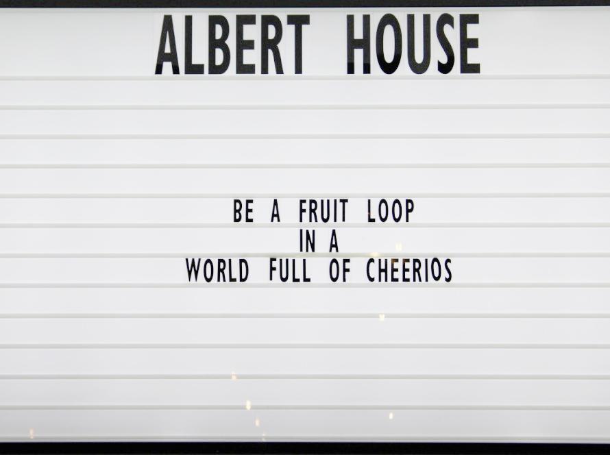 london, uk | albert house, home of big light productions