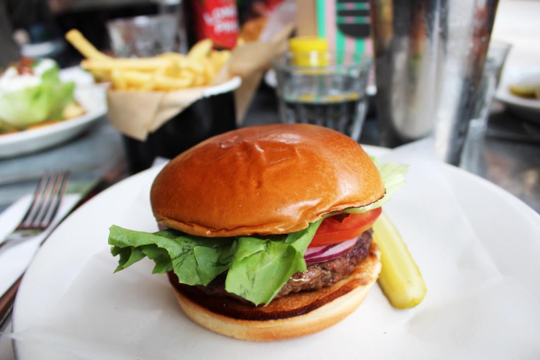 london, uk | byron burger