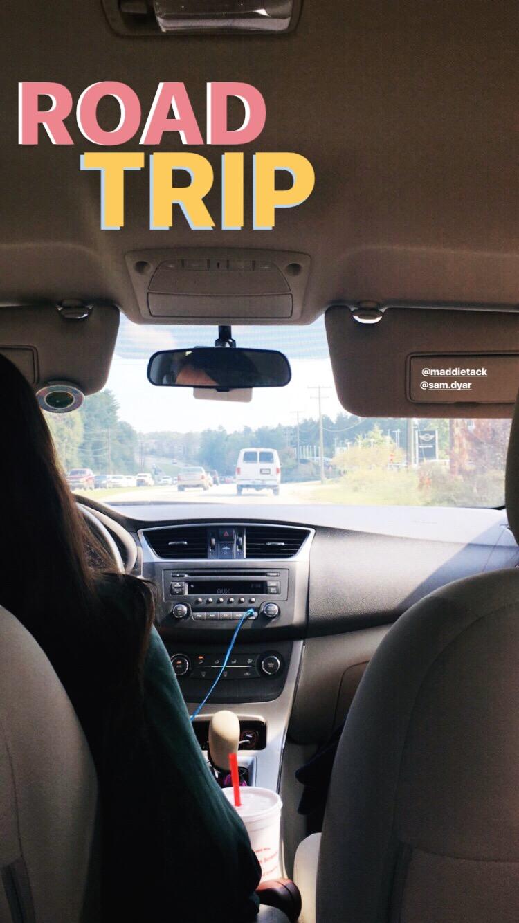 thursdays are for road trips to see thomas rhett