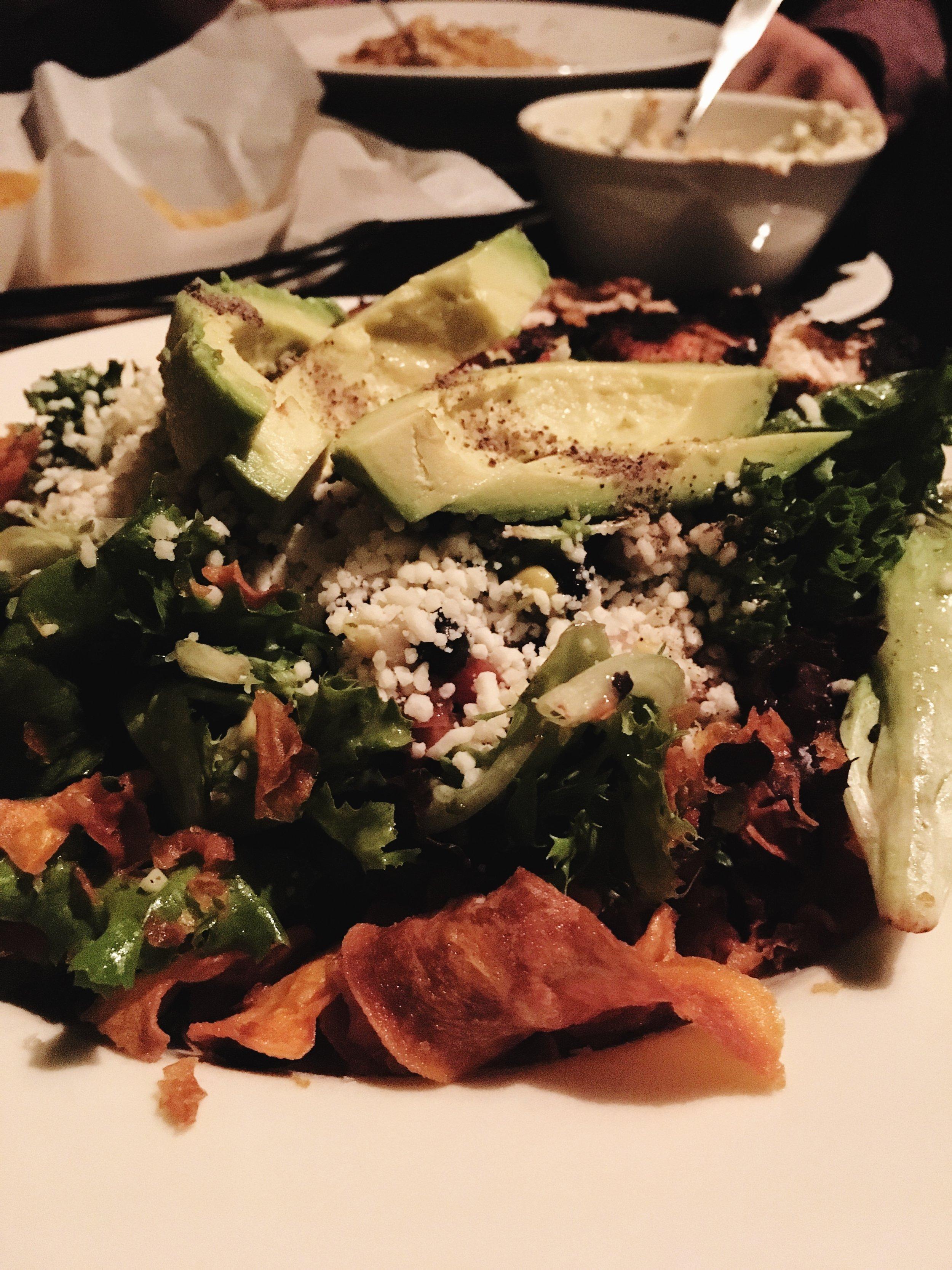 favorite salad from my favorite restaurant!!!!