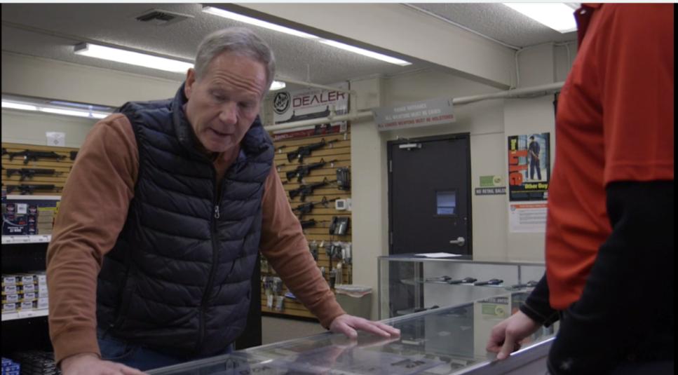 Gun Shop Training Role Play: https://vimeo.com/232938737