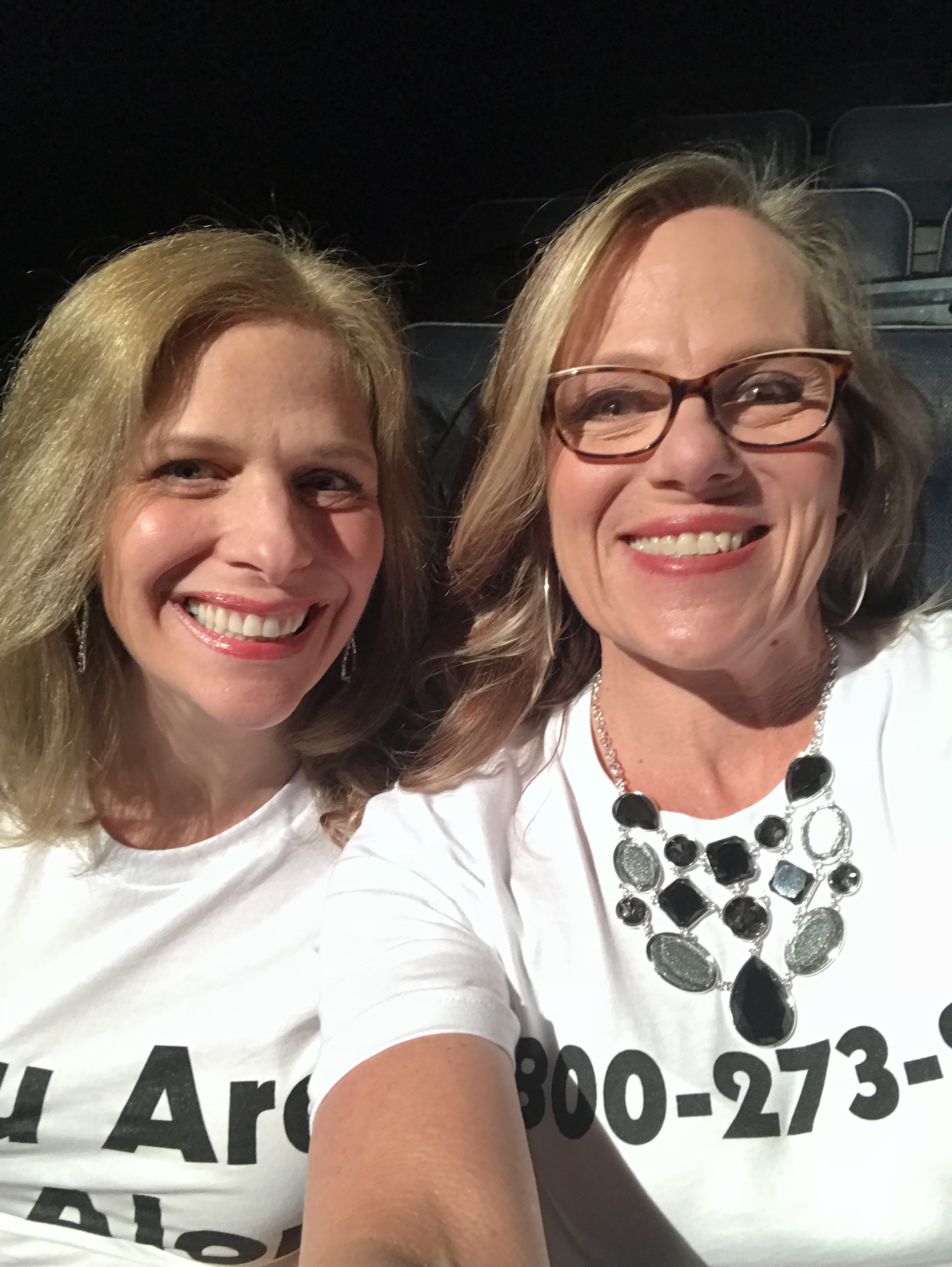Fellow sister-on-a-mission, Joanne Harpel