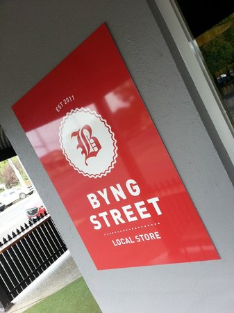 Byng Street Local Store