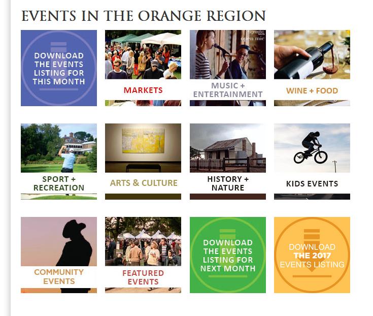 Visit Orange