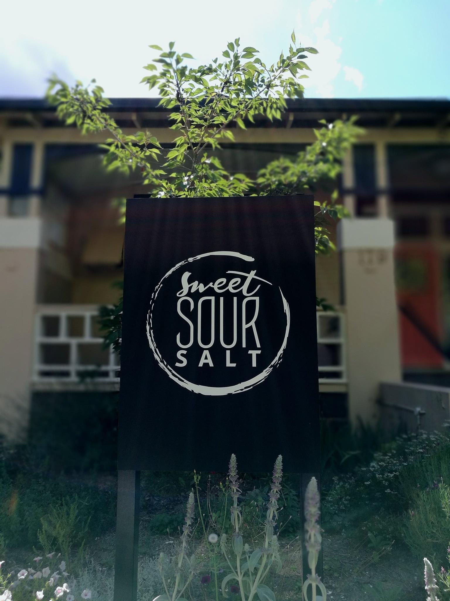 Sweet Sour Salt