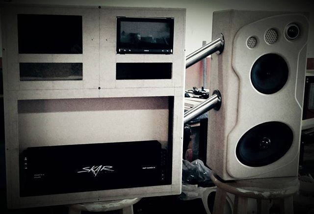 More time with the display! #skaraudio #caraudio #streetinnovations #mobilesolutions