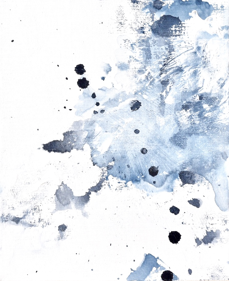 Untitled_jan25181  Mixed media on canvas.  27.3×22cm
