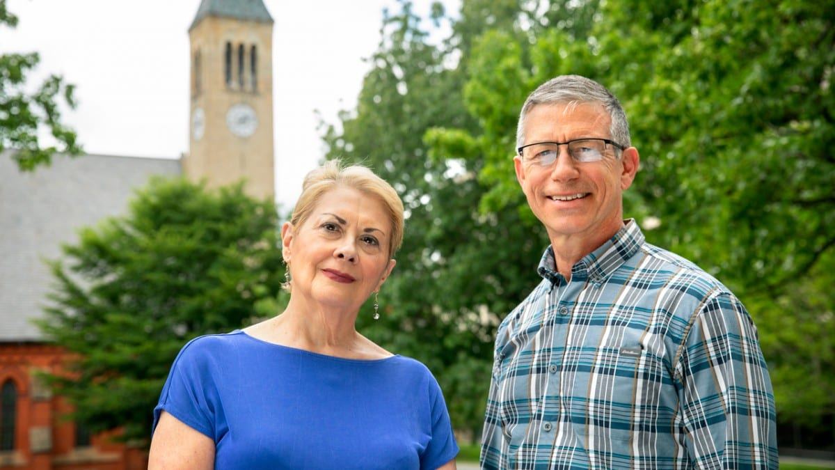 2018 Campaign Co-Chairs Pat Wynn and Rick Burgess