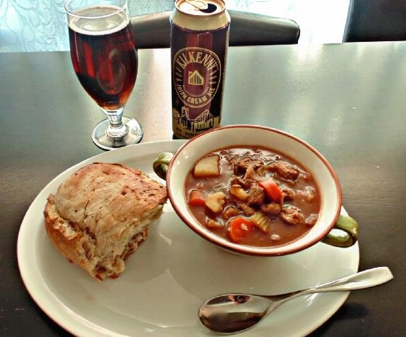 Slow Cooker Guinness Irish Beef Stew -
