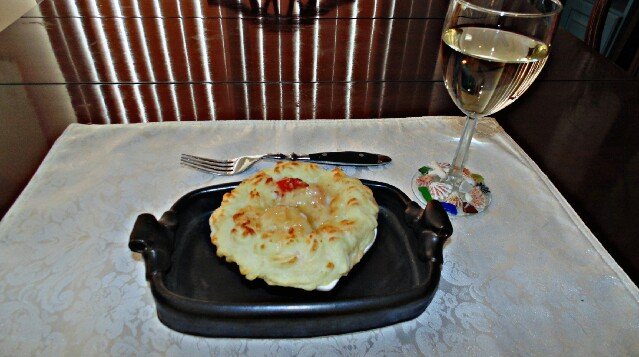 COQUILLES ST. JACQUES -