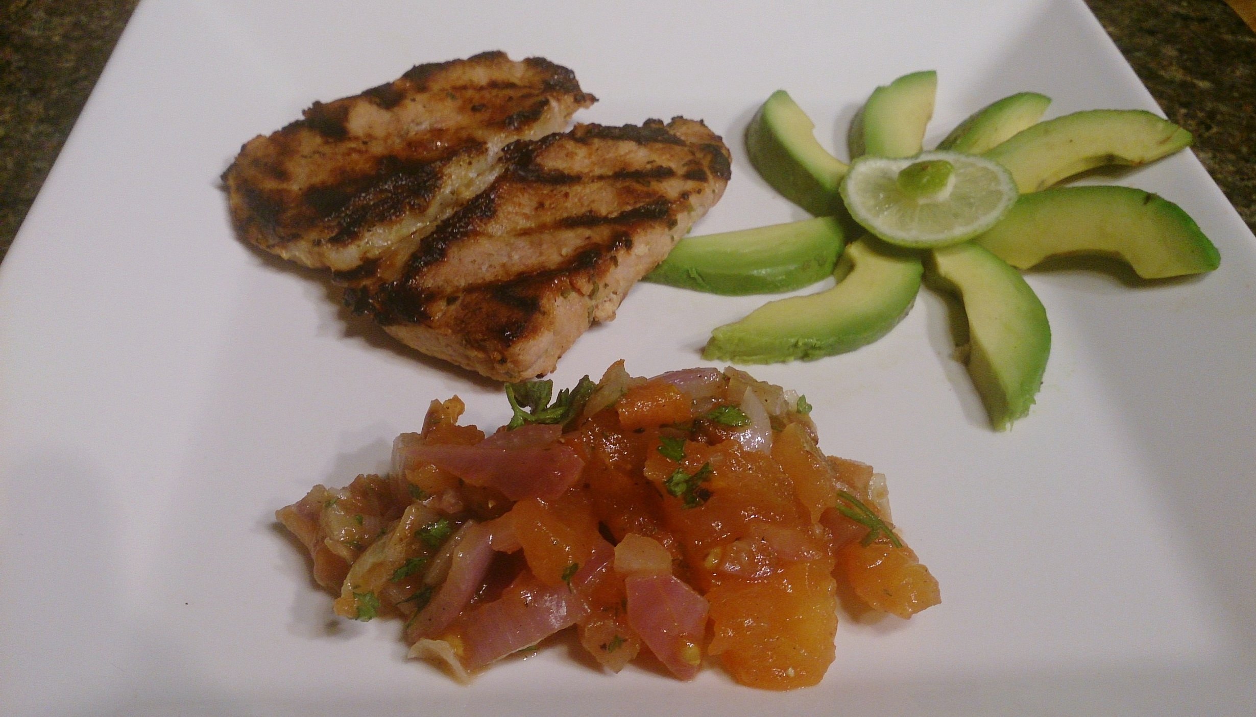 Poc Chuc and Chiltomate Salsa - Perfect for the Grill
