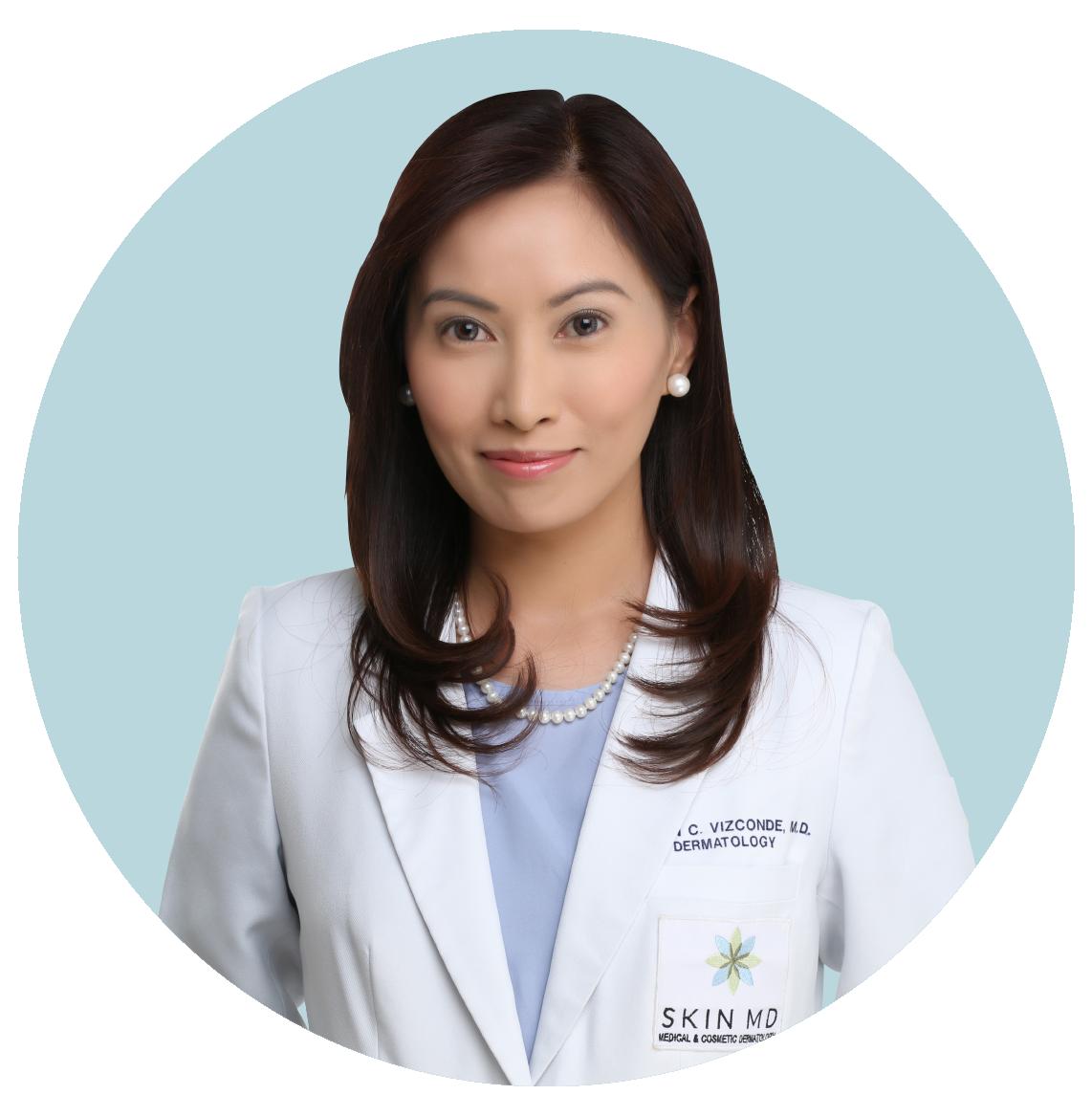 Eileen C. Vizconde - Best Dermatologist