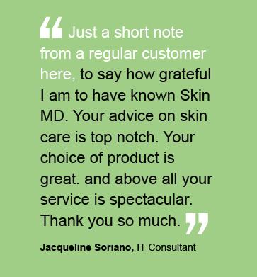 Testimonial - Jacqueline Soriano