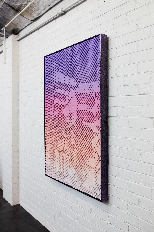 Untitled CNC, 2019  by Tom Adair.